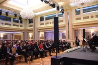 The Yunus Emre Institute, the country's main cultural promotion agency abroad, and its local arm in the Austrian capital of Vienna organized a memorial concert Friday for Turkish composer Hasan...