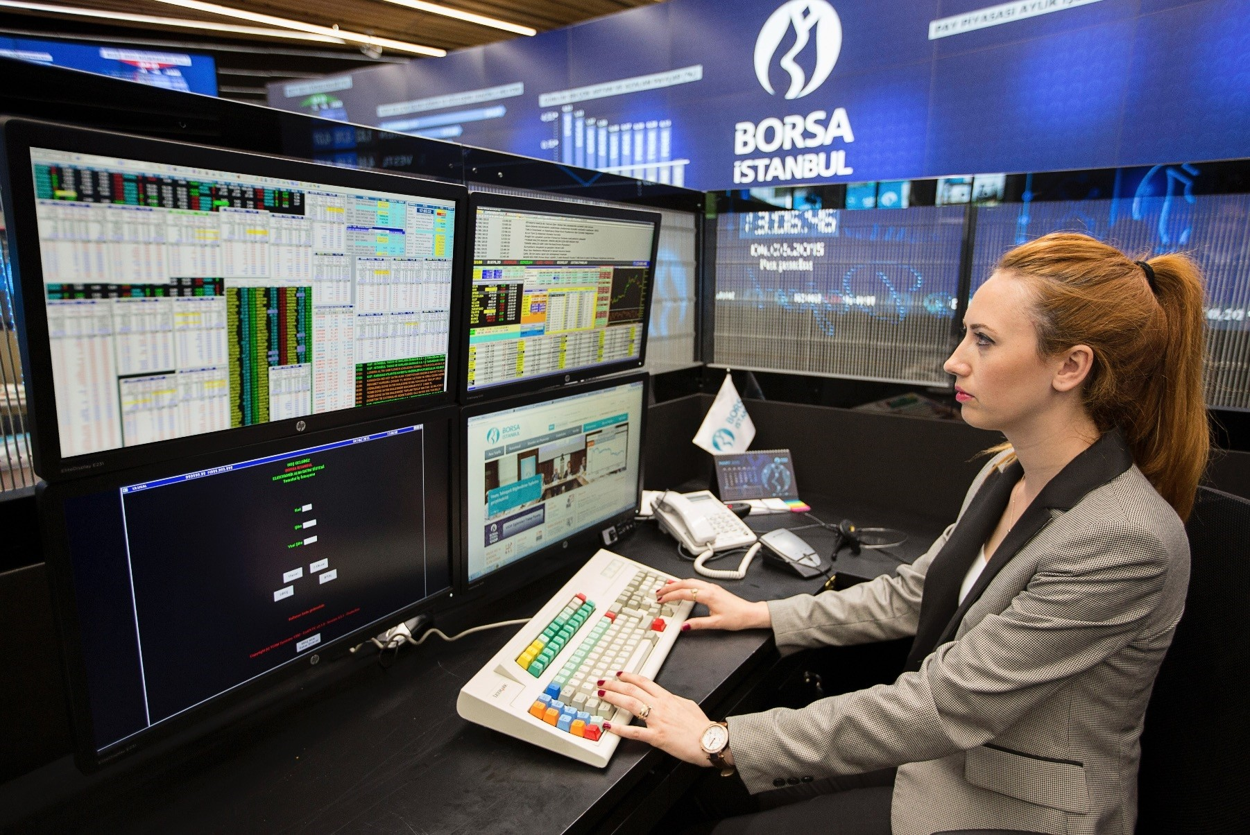 The Borsa Istanbul looks to trade shares of popular TV series and securitizing mega projects like airports and bridges to diversify its financial instruments.