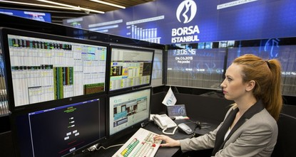 The foreign exchange rate on Borsa, calculated from data published by the Central Registry Agency (CRA), reached its highest level since November 2015 with 65.2 percent in April. According to the...