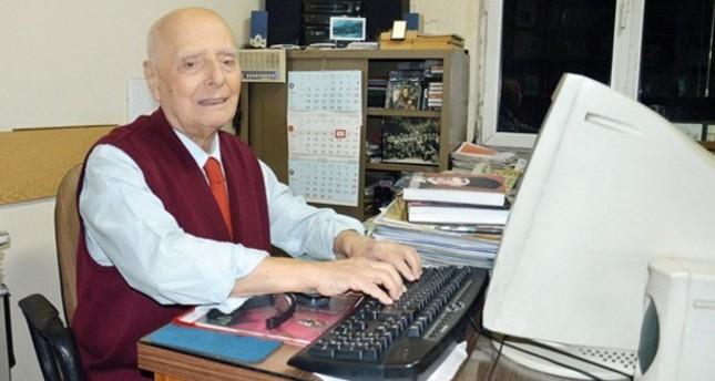 Designer of the Turkish F keyboard layout İhsan Yener dies at age 91