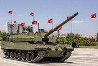 Qatar signs deal to purchase Turkey's domestic Altay battle tanks