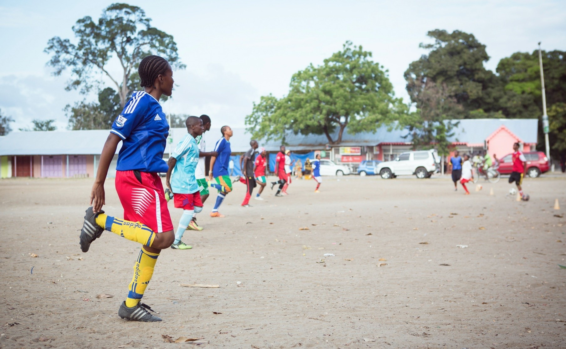 u201cNew Generation Queens: A Zanzibar Soccer Storyu201d