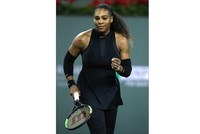 Serena makes the perfect return with Indian Wells