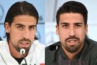 Khedira takes swipe at EA Sports for getting his hairstyle wrong in FIFA 18