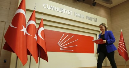 pThe main opposition Republican People's Party (CHP) announced on Wednesday afternoon that it would appeal to the European Court of Human Rights (ECtHR) regarding the April 16 constitutional...