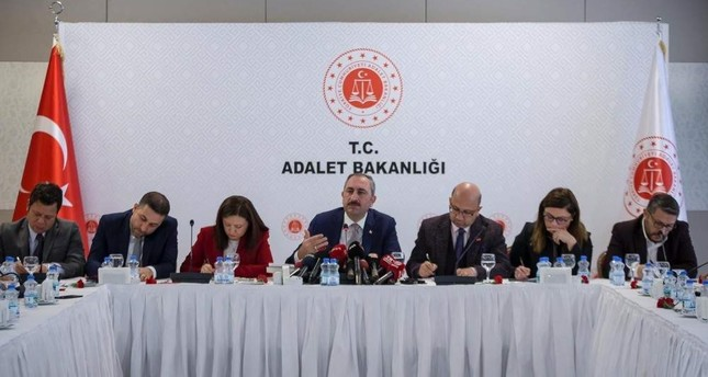 Justice Minister Gül: 732 Turkey files closed at ECtHR in 2019