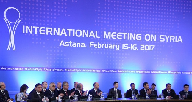 The value added of Astana talks on Syria