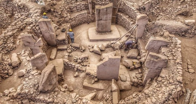 Prehistoric marvel Göbeklitepe leaves its mark on 2019; Daily Sabah