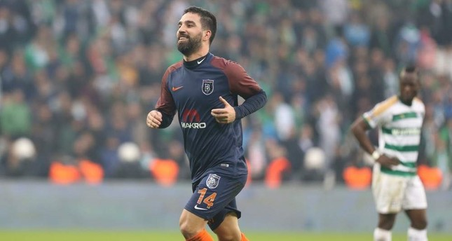 Once the rising star in Turkish football, Turan lost favor after several scandals over the years. AA Photo