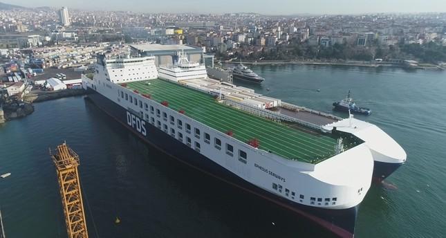 Bildergebnis für türkei roro schiff