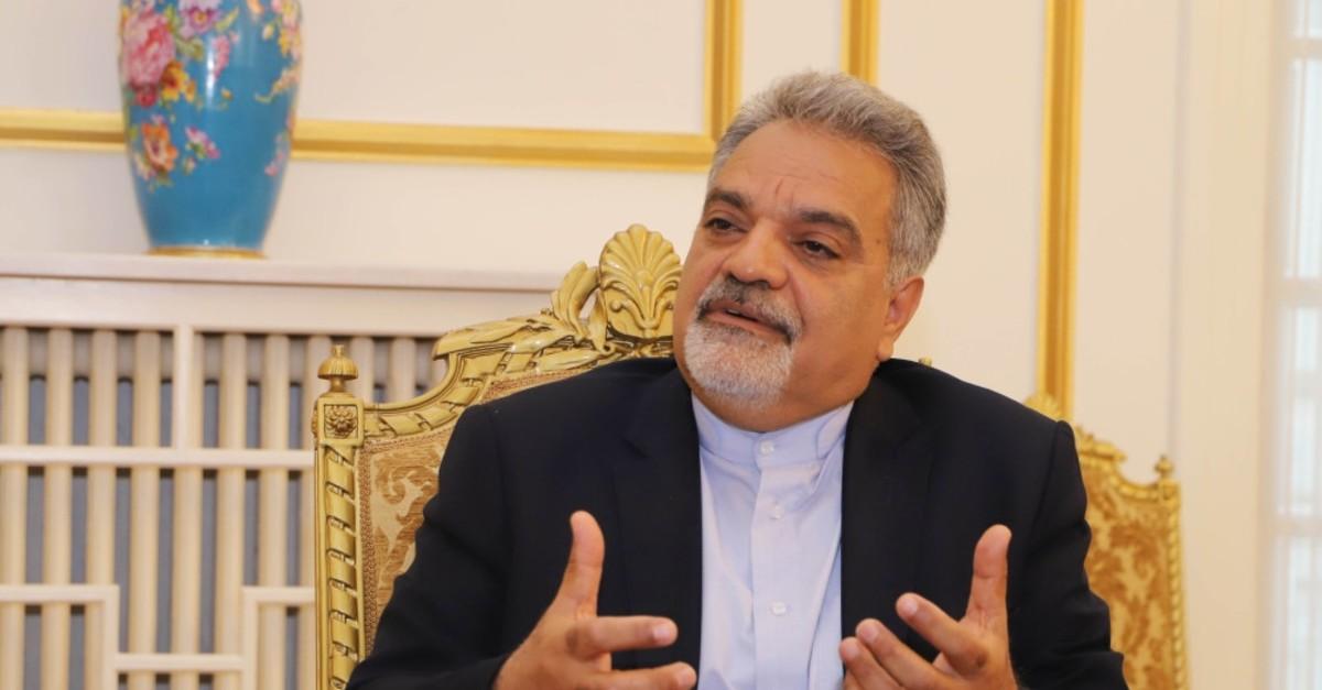 Mohammed Farazmand, Iranian Ambassador to Turkey