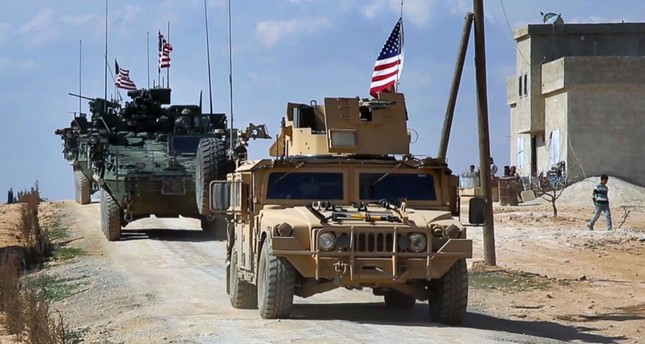 The U.S.' active support to the PKK terrorist group's Syrian affiliate, the People's Protection Units YPG, has been a major sticking point in strained Turkey-U.S. relations.