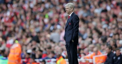 pArsene Wenger's proud record is over: Arsenal has failed to qualify for the Champions League for the first time in 20 years./p