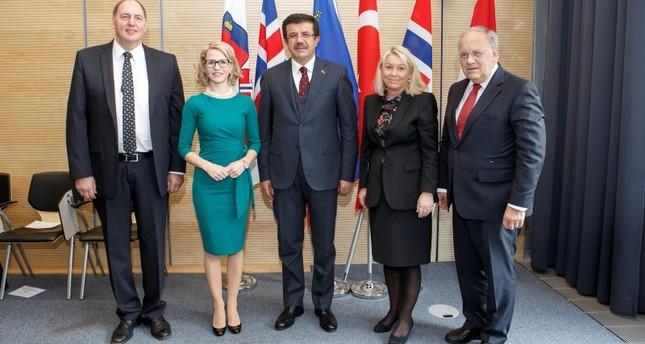 تركيا توقّع اتفاقية تجارية مع دول أوربية ستعدل موازين التجارة بين الجانبين