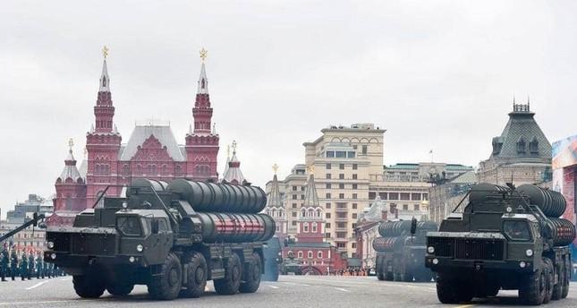 العراق يقرر شراء منظومة صواريخ إس -400 الروسية