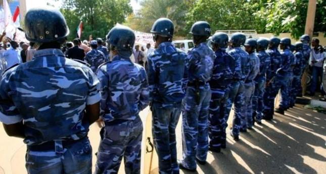 قبيل المليونية المرتقبة.. انتشار أمني كثيف في شوارع العاصمة السودانية