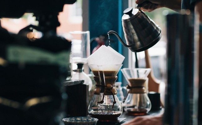 There are a few ways of brewing coffee, but it seems today the less traditional the method, the more it costs for a cup of joe.