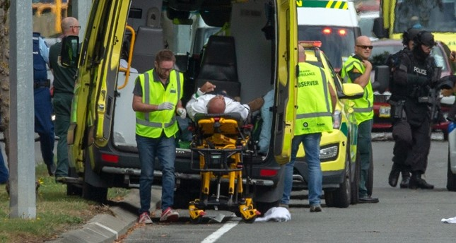 Terrorist Attack Christchurch: 49 Killed In Terror Attack On Mosques In New Zealand's