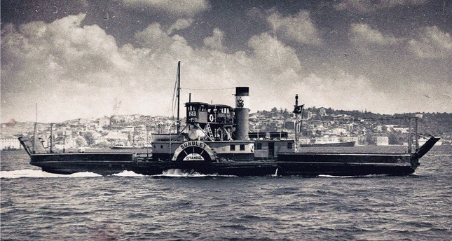 The name of our first ferryboat is Suhulet, which means ease. The ferry came into use on the Üsküdar-Kabataş route in 1872.