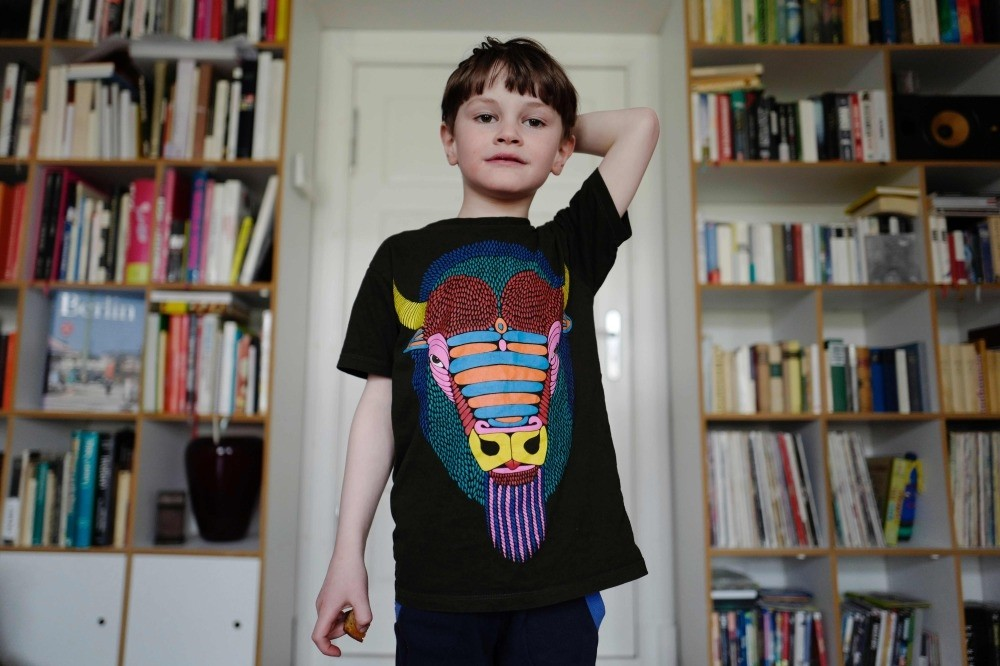 Five-year-old Miko won the basic income lottery from the ,Mein Grundeinkommen, (My Basic Income) initiative, leading his family to receive a monthly sum of 1000 euros for 12 months.