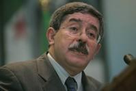 أحمد أويحيى رئيس الوزراء الجزائري السابق
