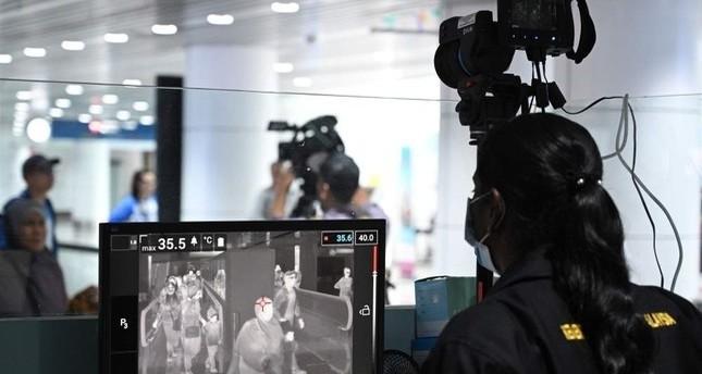 الصحة التركية تقرر إجراء فحص حراري للقادمين من الصين لتفادي كورونا