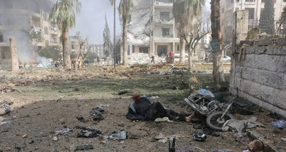 24 killed, 25 injured in twin explosions in Idlib