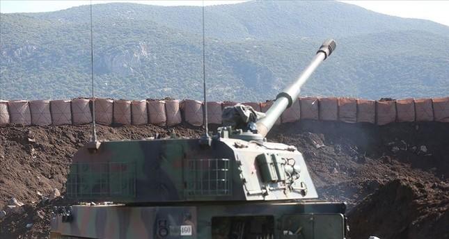 قوات النظام السوري تستهدف نقطة المراقبة التركية التاسعة في إدلب والجيش التركي يرد