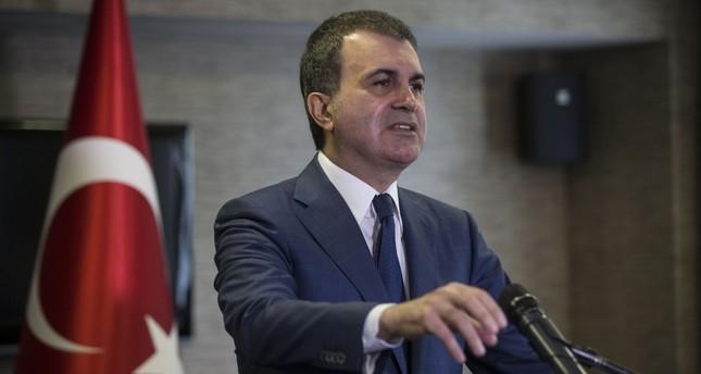 European Union Minister Ömer Çelik