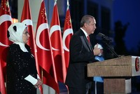 Erdoğan issues message of hope for Qurban Bayram, calls on Turks to pray for Rohingya Muslims