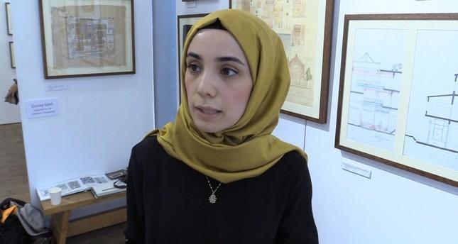 زينب إقبال - معمارية تركية