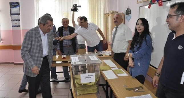 انتهاء الاقتراع في الانتخابات الرئاسية والبرلمانية في عموم تركيا