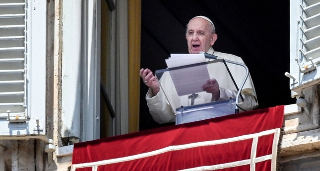 البابا فرانسيس يدعو إلى إنهاء الصدامات في القدس