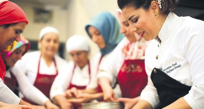 Turkish chef one of 10 top chefs inspiring the world
