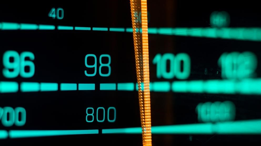 Norway today will become the first country in the world to start shutting down its FM radio network in favor of digital radio. (AFP Photo)
