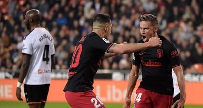 Atletico seeks return to glory with Liverpool upset