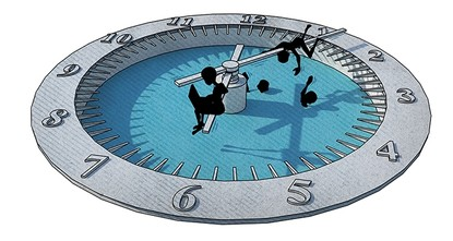 The meaning attributed to the concept of time has evolved throughout history, and so has the power of time in its relationship with man. In a way, this relationship has been affected by ideologies...