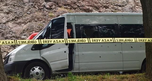 استشهاد شرطيين اثنين جراء هجوم إرهابي مسلح شمالي تركيا