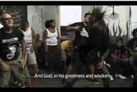 The church that rocks: Brazil pastor mixes gospel with heavy metal