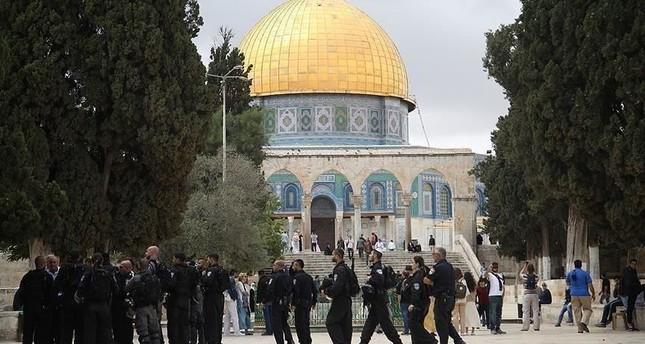 فلسطين تندد بدعوة وزير الأمن الإسرائيلي لتغيير الوضع القائم في الأقصى