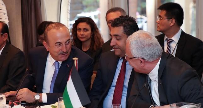 تشاوش أوغلو: تركيا لم تترك الأبرياء وحدهم في سوريا تحت رحمة نظام ظالم وتنظيمات إرهابية