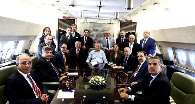 Most effective counter-Daesh fight waged by Turkey, Erdoğan says