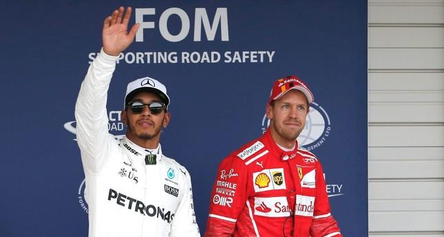 Vettel eyes to delay Hamilton's F1 title party at US Grand Prix