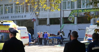 18 killed by teen shooter at Crimea school