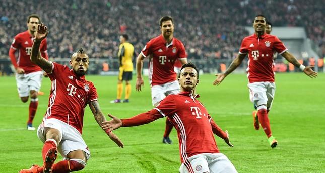 Bayern Arsenal Heute