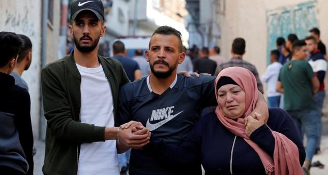 Israeli gunfire kills Palestinian man in occupied West Bank