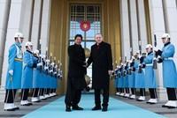 PM's visit, FETÖ decision to take Turkey-Pakistan ties to next level