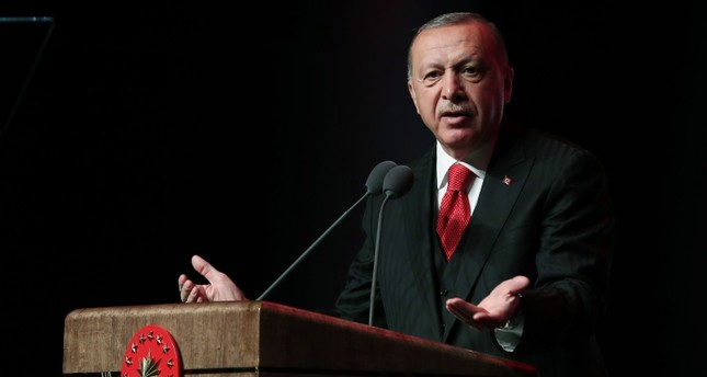 Turkey expects strong support from Europe on Idlib, east of Euphrates in Syria, Erdoğan says