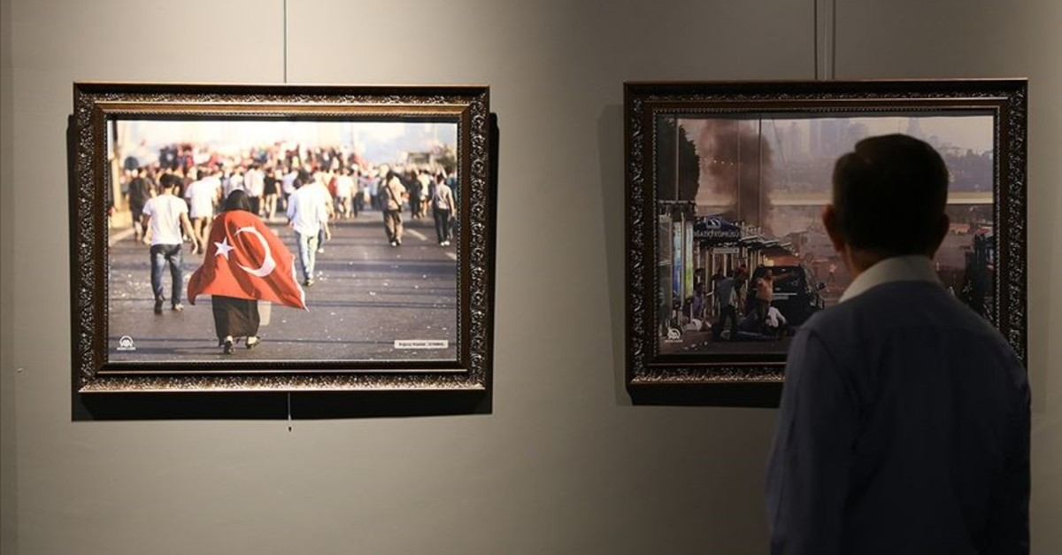 The museum contains images and videos both on the coup attempt and its aftermath, when people took to the streets in pro-democracy rallies.