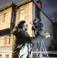 Streets are the newsrooms of Istanbul's night reporters